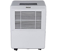 RCA 50-Pint Dehumidifier - H283683