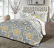 Adrianne Comforters 7-Piece King Set by Lush Decor - H287283