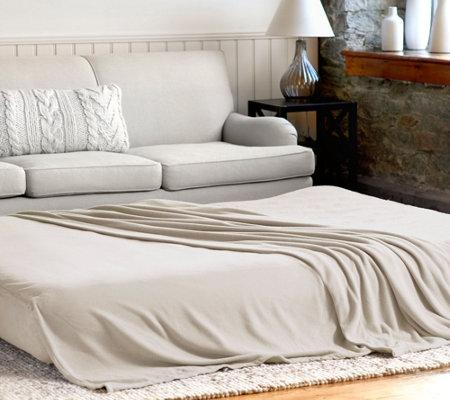 Berkshire Blanket Microfleece Air Mattress Queen Sheets