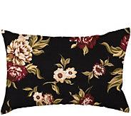 Plow & Hearth Classic Lumbar Outdoor Pillow - H289383