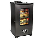 Masterbuilt Elec Smokehouse 30 BSW w/ Window &Remote Control - H366283