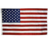 Annin United States Tough-Tex Flag with Grommets 5 x 8 - H368283