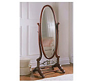 Powell Cherry Cheval Mirror - H121284