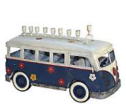 Copa Judaica Wheeling Groovy Menorah - H155784