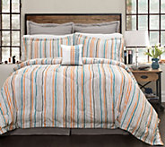 Abby 6-Piece King Comforter Set by Lush Decor - H292584