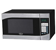 Oster OGH6901 0.9 Cubic Foot Digital MicrowaveOven - Black - H359584