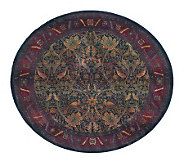 Sphinx Antique Garden 8 Round Rug by OrientalWavers - H139685