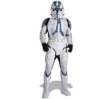 Star Wars Clone Trooper Deluxe Child Halloween Costume