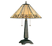 Tiffany-Style 24 Willow Table Lamp - H171185