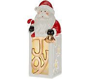 Lightscapes Porcelain Illuminated Holiday Sayings - H208385