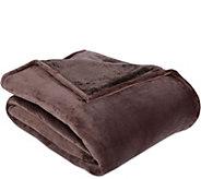 Berkshire Blanket Queen Velvet Soft Reverse to Fluffie Blanket - H212285
