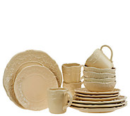 Temp-tations Vintage Grace 16-Piece Dinnerware Set - H286585