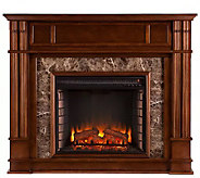Harper Electric Media Fireplace - H287385