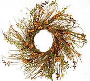 24 Bittersweet Fall Wreath by Valerie - H289885