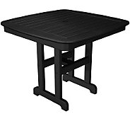 POLYWOOD Nautical 37 Dining Table - H349885