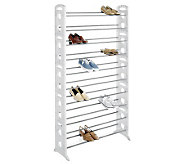 Whitmor Floor Shoe Tower 50 Pair - H367785