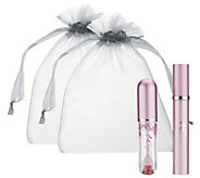 Travalo Refillable Travel Perfume Rollerball Set by Lori Greiner - H201186