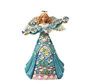 Jim Shore Heartwood Creek Marine Angel Figurine - H286086