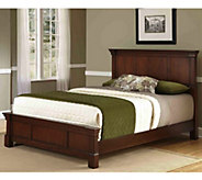 Home Styles Aspen Queen Bed Set - H289686