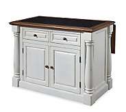 Home Styles Monarch Kitchen Island with GraniteTop - H353886