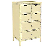Safavieh Lilly Lingerie Chest - Six Drawers - H365486