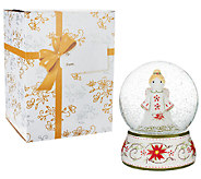 Temp-tations Battery Op. Angel Snowglobe with Gift Box - H203487