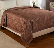 Northern Nights Amalfi Coast 300TC 550 FP Reversible KG Down Blanket - H207087