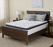 Serta Perfect Sleeper Belleshore Super Pillowtop Queen Mattress - H211987