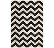 Safavieh 53 x 77 Horizontal Zigzag Indoor/Outdoor Rug - H283087
