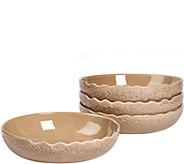 Tabletops Gallery 8.25 Soup Bowl - 4 Pack - H283987
