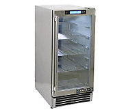 Maxx Ice MCWC28-O 28 Bottle Outdoor Wine Cooler - H364387