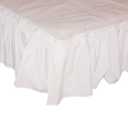 Zip A Ruffle Bed Skirt 103
