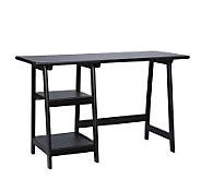 Trinity Black Desk - H185388