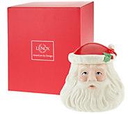 Lenox Limited Edition Porcelain Figural Cookie Jar w/Gift Box - H205388