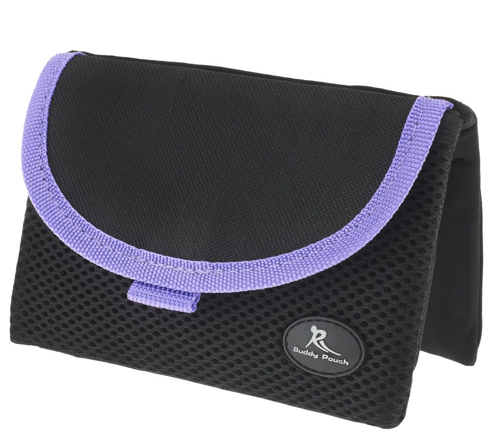 On the Go Belt-Free Large Pouch by Lori Greiner