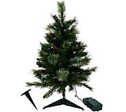 Bethlehem Light 30 Cashmere Stake Tree - H209388