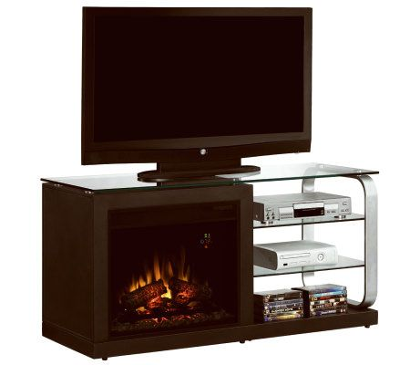 Chimneyfree Luxe Home Theater Electric Fireplace With Remote