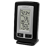 La Crosse Technology WS-9245UBK Wireless Temp Station - - H356388