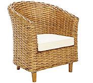 Safavieh Outdoor Omni Barrel Chair - H361188