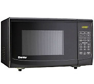 Danby 1.1 Cu. Ft. 1000W Countertop Microwave Oven - Black - H362688