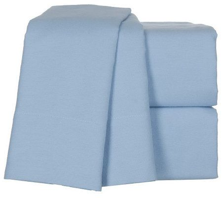 Northern Nights Solid Pastel 100 Cotton C K Flannel Sheet