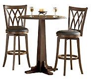 Hillsdale Furniture Dynamic Designs 3-Piece PubSet - H159389