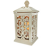 Indoor/Outdoor Lantern with Flameless Candle by Home Reflections - H207989