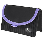 Ships 3/10/16 On the Go Belt-Free Large Pouch by Lori Greiner - H208989