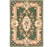 Royal Palace Special Edition Savonnerie 5 x 7 Wool Rug - H209289