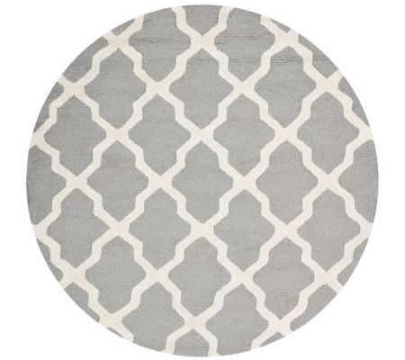 Safavieh Cambridge 6' x 6' Round Rug - H280889