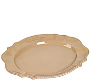 Tabletops Gallery 21 Oval Platter - H283989
