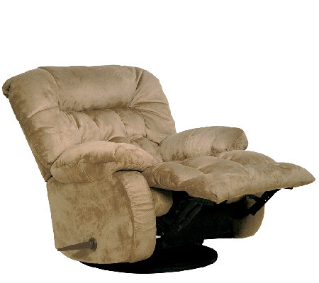 Catnapper teddy bear saddle chaise swivel glider recliner for Catnapper teddy bear chaise recliner
