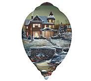 Limited Edition Homeward Bound Ornament by NeQwa - H286789