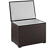 Palm Harbor Outdoor Wicker Cooler - H288589